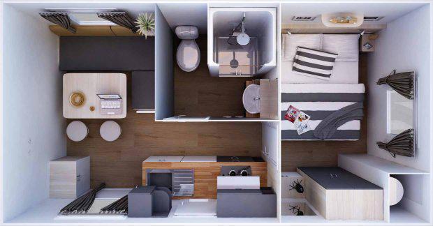 starigrad paklenica hotelanlage alan mobilheime. Black Bedroom Furniture Sets. Home Design Ideas