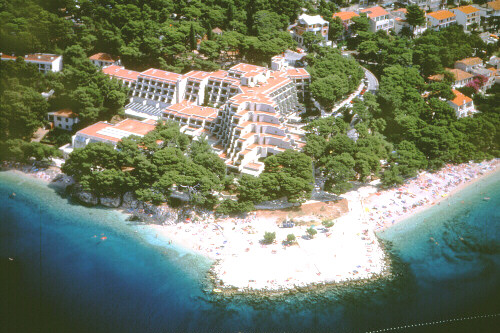 Kroatien hotels am meer online buchen for Design hotels am meer