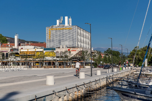 Crikvenica, Hotel International