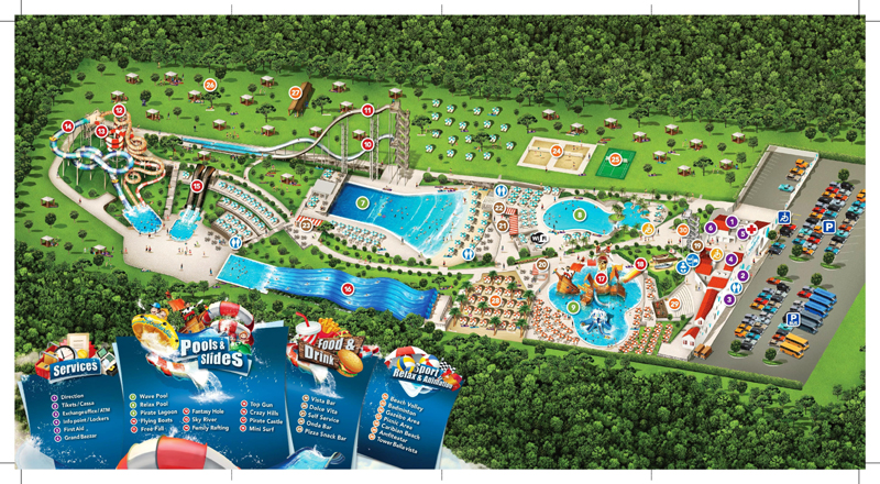 Best Waterpark Hotels
