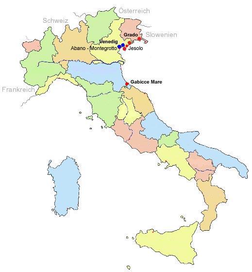 italien landkarte image