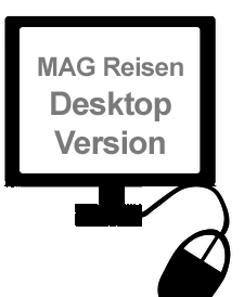 MAG Reisen Incentive in der Desktop Version