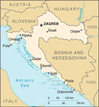 Location Appartement Zadar